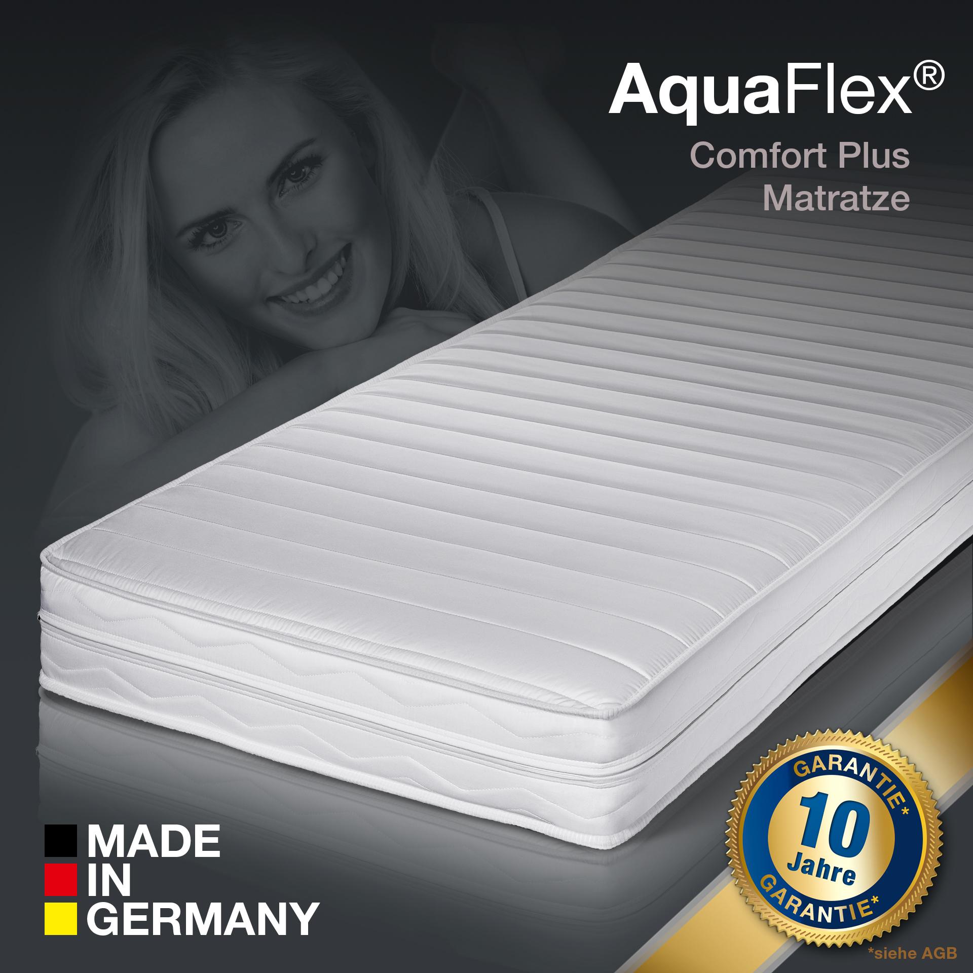 AquaFlex-Comfort-Plus-7-Zonen-Premium-MEMORY-Kaltschaum-Matratze-OkoZertifiziert