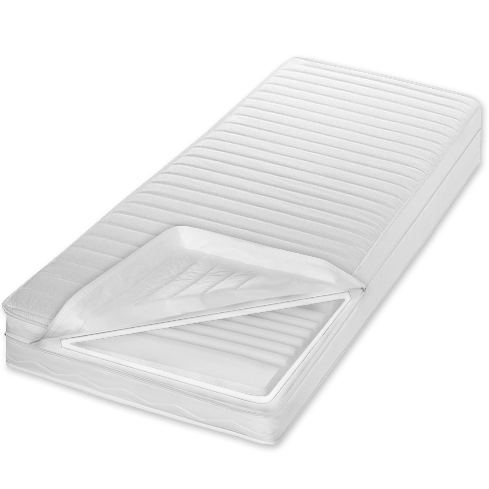 7 zonen aquaflex comfort plus marken kaltschaum. Black Bedroom Furniture Sets. Home Design Ideas